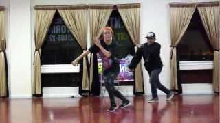 Aye Hasegawa Choreography / Gangsta Lovin