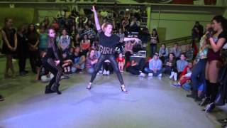 Ghetto Blaster 2013 | waacking | Anastacia IceCreamCrew vs Lera vs Masha Thumbnail