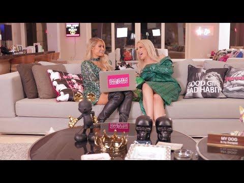 Q&A with Paris Hilton & Tana Mongeau!