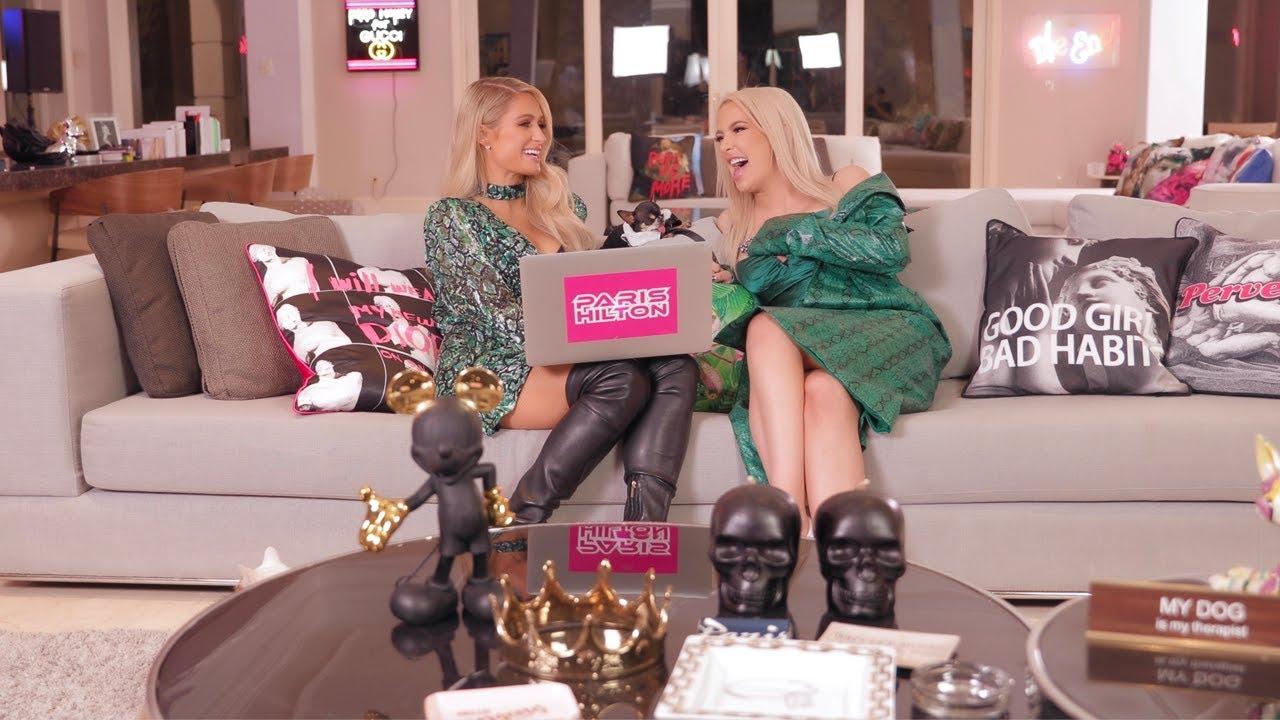 Download Q&A with Paris Hilton & Tana Mongeau!