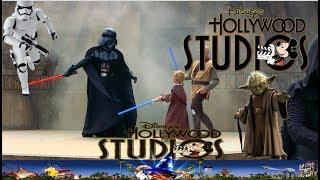 Leaving Disney ~ Hollywood Studios STAR WARS Mania!