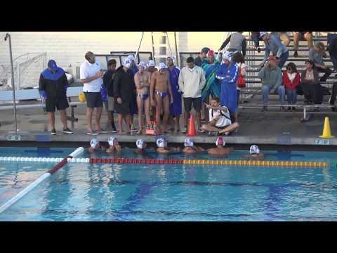 Santa Margarita Water Polo vs Newport Harbor 9 22 17