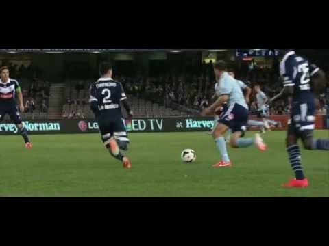 Pablo Contreras - Melbourne Victory thanks you!