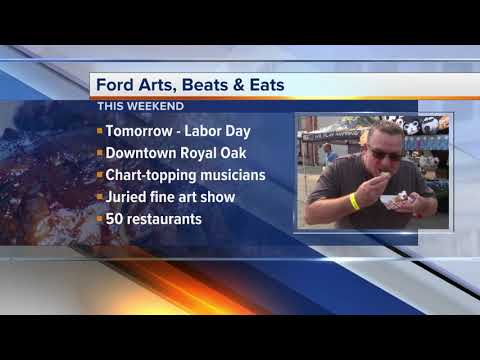 Labor Day Weekend Guide 2018: Events, festivals and parades in metro Detroit