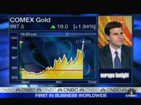 Where are Gold Prices Headed? - CNBC - 09-03-09