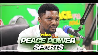 PEACE POWER SPORTS REVIEW (20/01/2020)