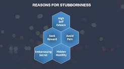 Why People are Stubborn?
