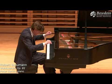 Schumann: Waldszenen, Op. 82 | Peter Serkin