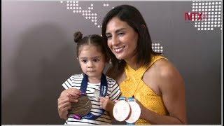 Mis medallas y resultados hablan por mí: Paola Espinosa