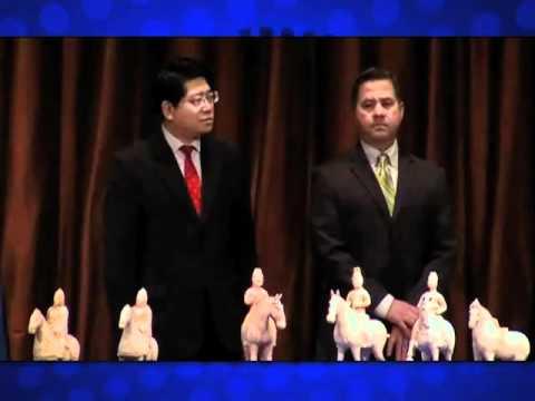 SCVTV.com 5/23/2011 CBP  ICE Return Stolen Antiquities to China