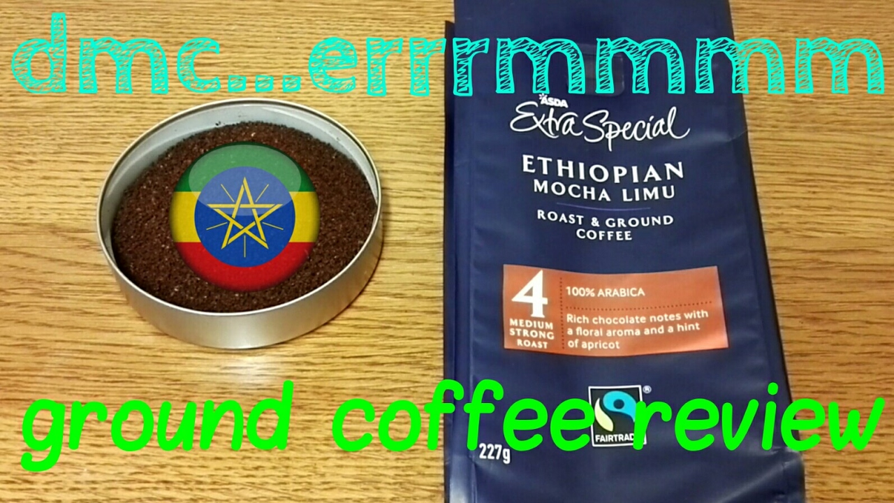 Asda Extra Special Ethiopian Mocha Limu Roast Ground Coffee Review