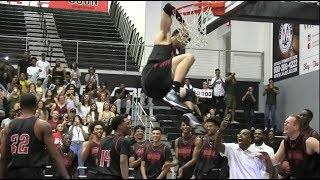 Kobe Paras VINCE CARTER Dunk @ CSUN MATADOR MADNESS + Interview