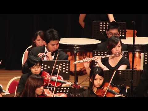 Gioachino Rossini: Overture to the Barber of Seville - Taiwan Artists Chamber Orchestra