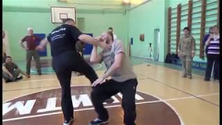Комбинации и варианты защиты от ударов руками  Обучение и демонстрация Семинар Санкт - Петербург