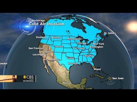 Weather Forecast: Arctic Blast Affects Millions