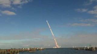 STS-129 Space Shuttle Launch from Space View Park