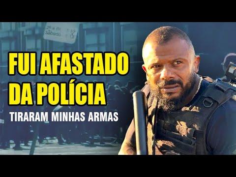AFASTADO da POLÍCIA