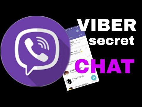 VIBER | SECRET CHAT | HOW TO?