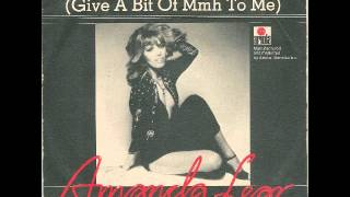 Amanda Lear - Enigma (Give A Bit Of Mmh To Me) (Ronando