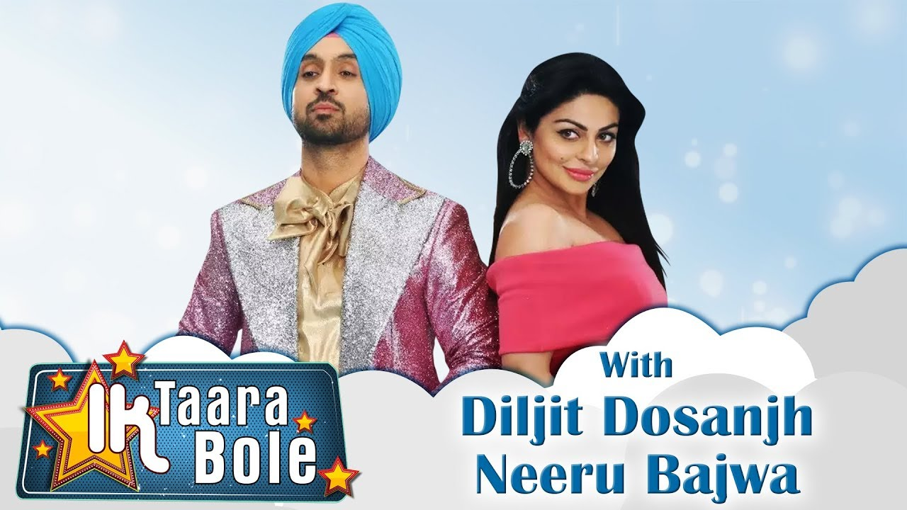 Diljit Dosanjh, Neeru Bajwa & Director Jagdeep Singh Sidhu Talking About