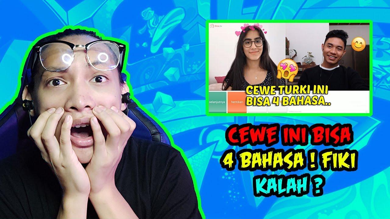 MALAYSIA REACT TO INDONESIA | Cewe Ini Bisa 4 Bahasa ! Fiki Kalah ? Beneran ?