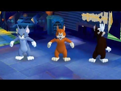 Tom And Jerry Cartoon Games ✦ Funny Cartoon Game Tv ✦ Jerry ✦ Big Dog ✦ Chicken