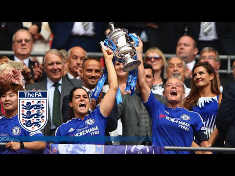 Chelsea Ladies 1-0 Notts County Ladies - 2015 Women's FA Cup Final | Goals & Highlights
