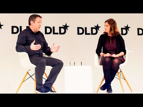 Innovation: From Product Concept to Consumer (Liam Casey, PCH & Rebecca Blumenstein, WSJ) | DLD16