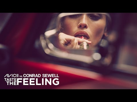 Avicii vs. Conrad Sewell – Taste The Feeling