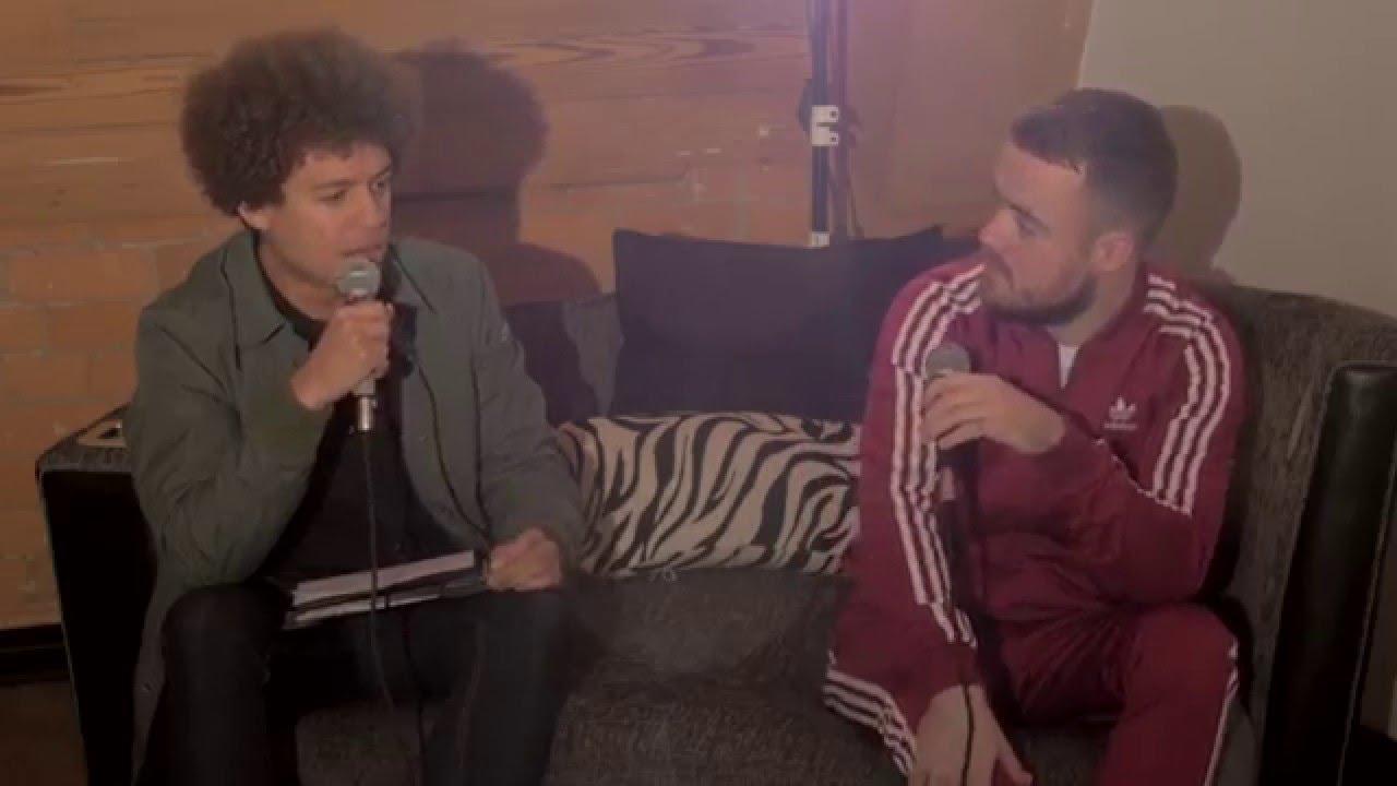 Maverick Sabre Interview & Performance