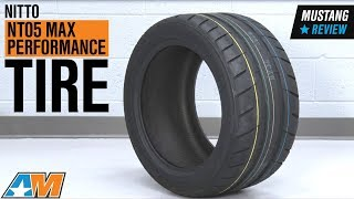 1979-2018 Mustang NITTO NT05 Max Performance Tire (15