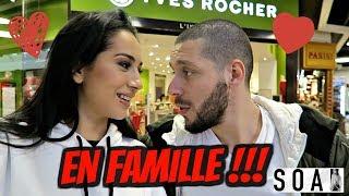 EN FAMILLE !!