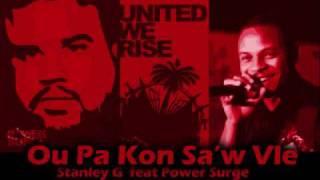 Gambar cover Ou Pa Kon Sa'w Vle by Stanley Georges ft Power Surge