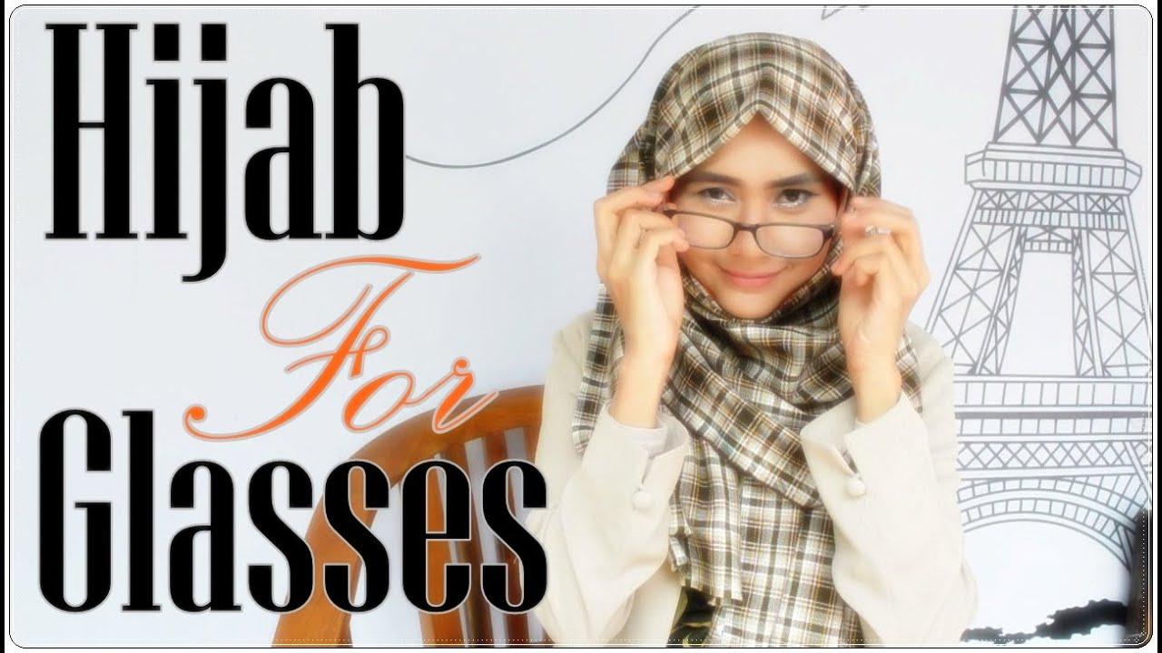 Tutorial Hijab Kacamata Modis Dan Praktis 70 YouTube