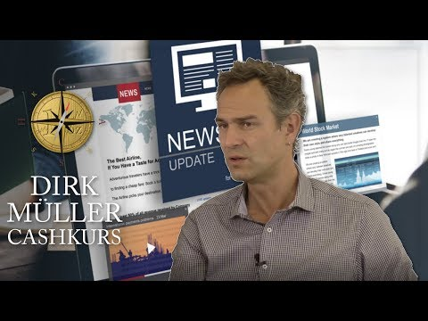 Daniele Ganser über Manipulationen der Presse und die Bevölkerungsentwicklung | Cashkurs.com