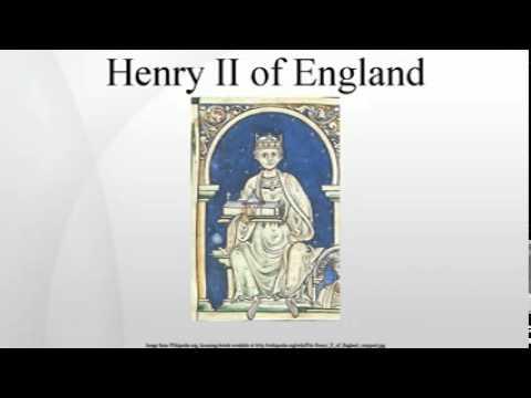 Henry II of England