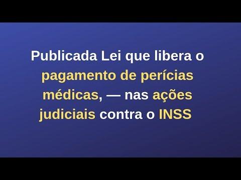 inss:-publicada-lei-que-garante-pagamento-de-perícias-médicas-em-ações-judiciais