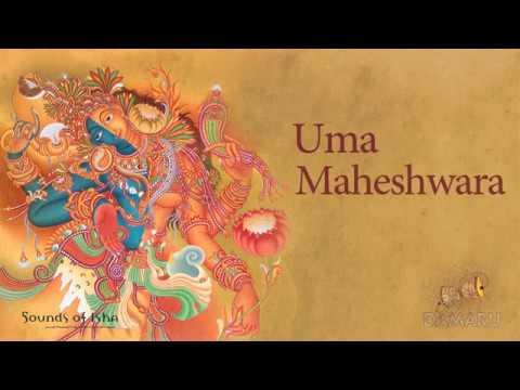 Uma Maheshwara Stotram   Damaru (Sounds of Isha)