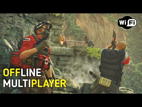 Top 12 Best Offline Multiplayer Games For Android 2019 (Lan WiFi) PART 2