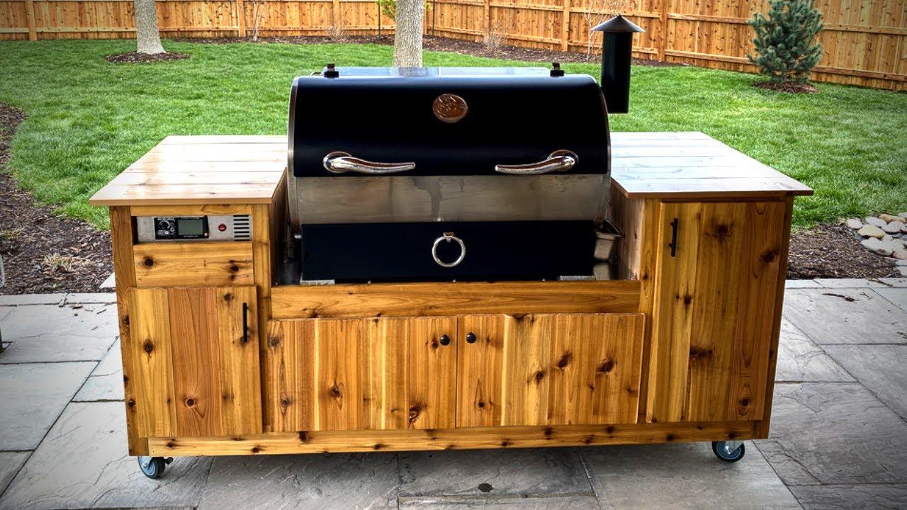Best Pellet Grills Smokers For Outdoor Kitchens 2021
