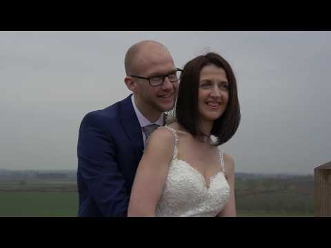 Emma & Martin's Wedding Highlights | Thief Hall Wedding Videographer
