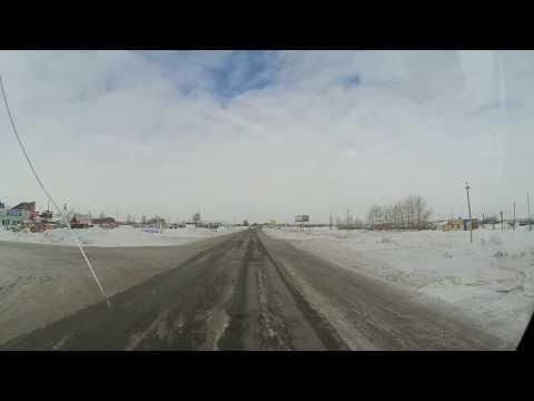Рейс Тюмень-Нагорное (часть2)(Новосибирская область) #15