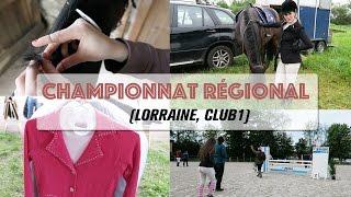 ~ VLOG ~ Championnat Régional CSO Club1