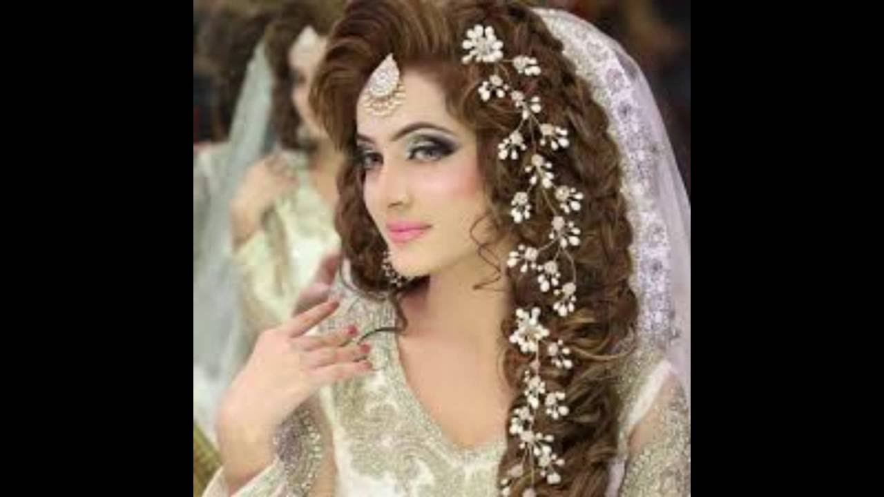best brides hairstyles for 2017 exotic hair styles - youtube