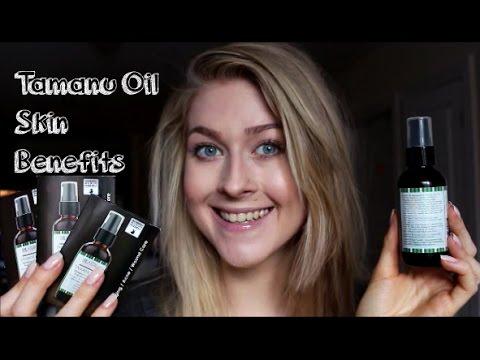 Anti-Acne & Anti-Aging Benefits of Tamanu Oil.