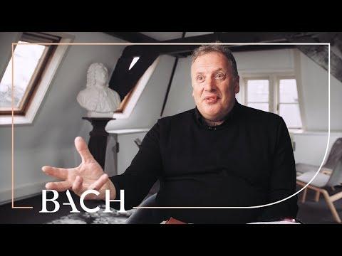 Matthew Brook on Bach Cantata BWV 78 | Netherlands Bach Society