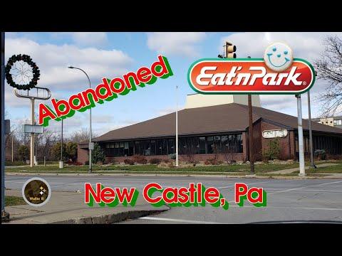 Abandoned Eat N Park - New Castle, Pa