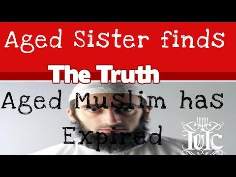 The Israelites: Aged sister finds the truth aged muslim has expired