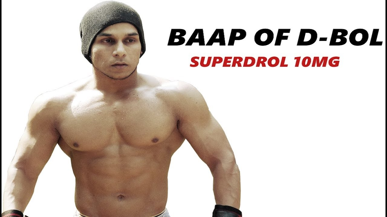 SUPERDROL-The King Of Anabolics