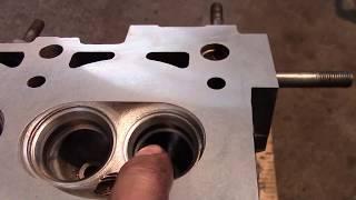 ремонт головки ваз 2108-09-10.калина